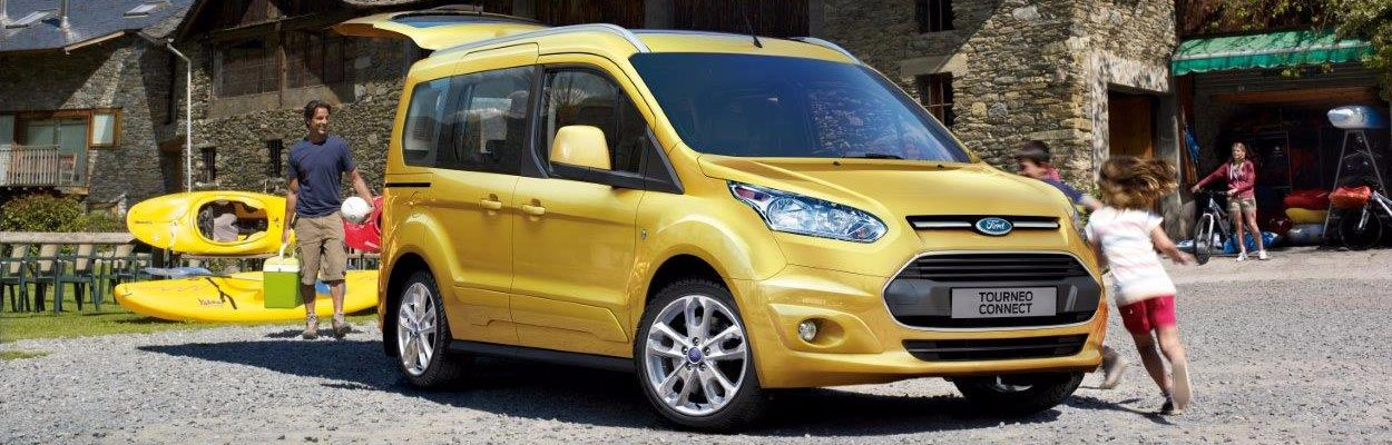 Ford Tourneo Connect Motability