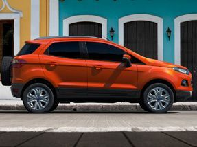 New Ford Ecosport Offers