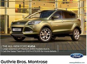 New Ford Kuga Offers