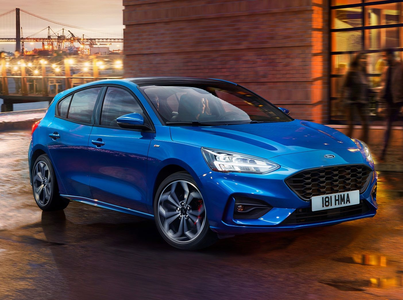 All New Ford Focus Offers