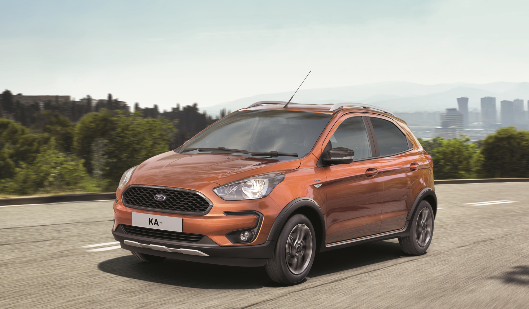 New Ford Ka+ now in stock