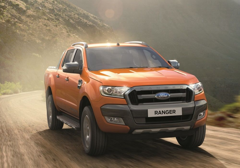 New Ford Ranger Offers